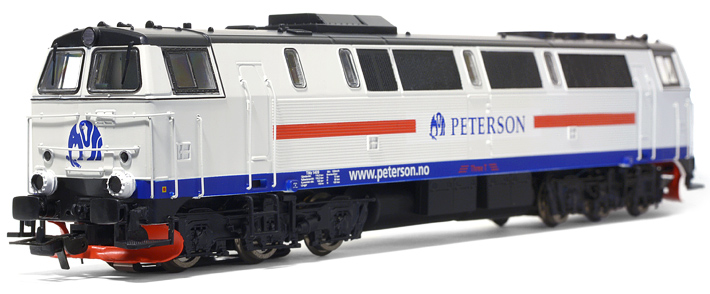 261409 HOBBYTRADE | TMZ 1409 PETERSON NOHAB MZ | TOG | TRAIN | ZUG | Photo: 0rvik