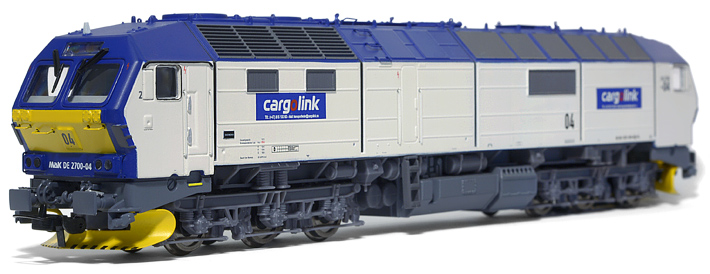 282704 HOBBYTRADE | MEK DE 2700 CARGOLINK SIEMENS Di.6 | TOG | TRAIN | ZUG | Photo: 0rvik