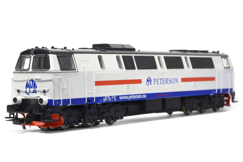 MODELLJERNBANE » Two great Norwegian locomotives