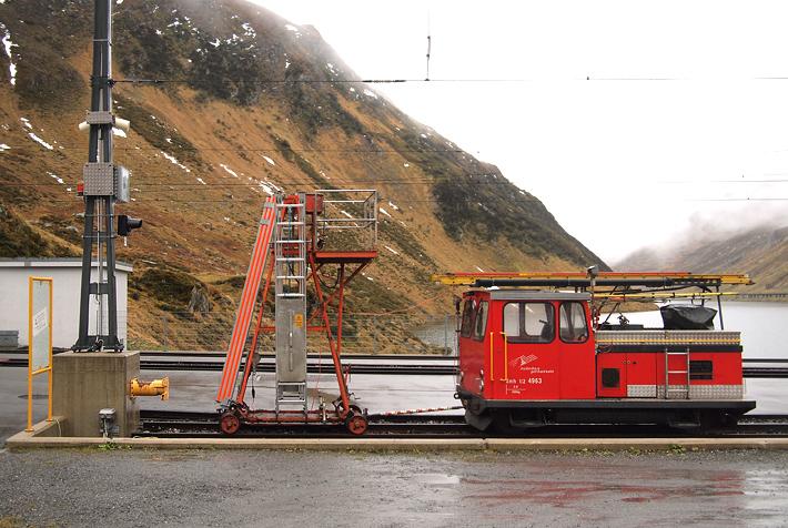 SVEITS | OBERALPPASS | GOTTHARD BAHN | Foto: 0rvik