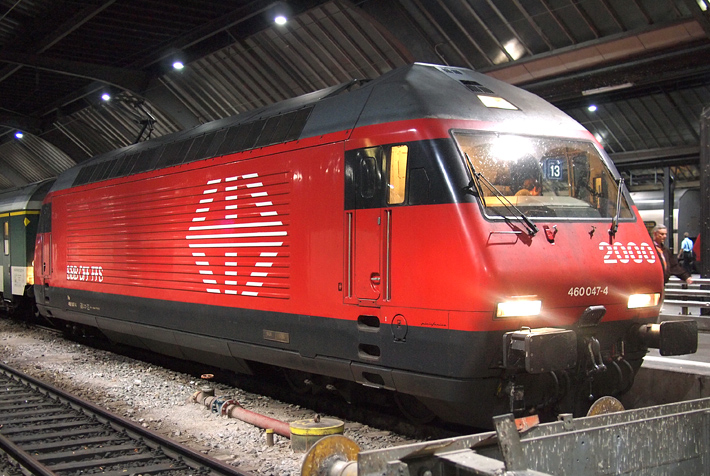 SVEITS | SBB RE 460 | Foto: 0rvik